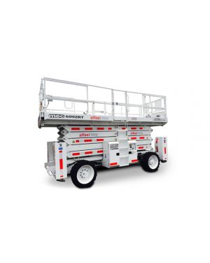 60 DIESEL ROUGH TERRAIN SCISSOR LIFT
