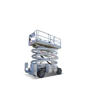 43 DIESEL ROUGH TERRAIN SCISSOR LIFT
