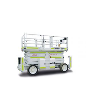 53 DIESEL ROUGH TERRAIN SCISSOR LIFT