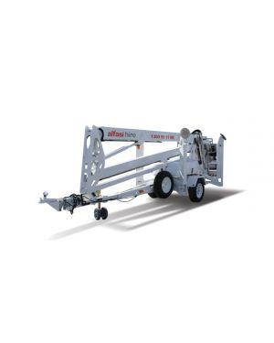 15M TRAILER MOUNTED BOOM