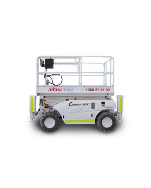 26 DIESEL ROUGH TERRAIN SCISSOR LIFT