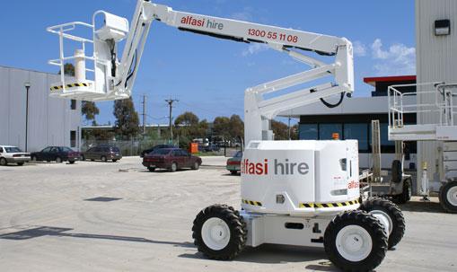 Machinery & Equipment Training   Melbourne   Alfasi Hire