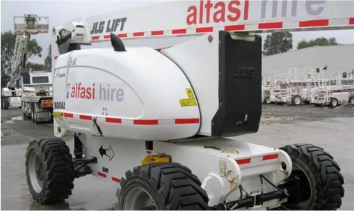 Industry specific cranes | Melbourne | Alfasi Hire
