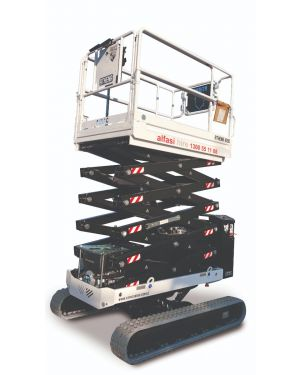 26FT HYBRID SCISSOR LIFT