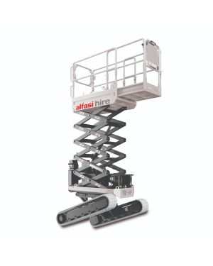 19FT ROUGH TERRAIN SCISSOR LIFT