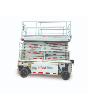 65FT ELECTRIC SCISSOR LIFT