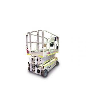 26FT NARROW ELECTRIC SCISSOR LIFT