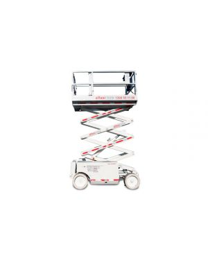 26FT WIDE DECK ELECTRIC SCISSOR LIFT