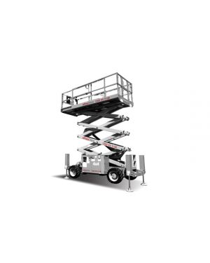 40FT DIESEL ROUGH TERRAIN SCISSOR LIFT