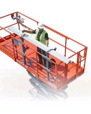 PIPE RACKS TO SUIT DIESEL ROUGH TERRAIN SCISSOR LIFT