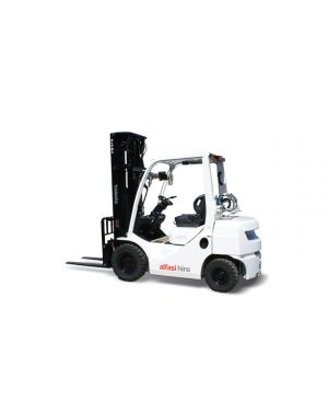 2.5T 6M MAST GAS FORKLIFT