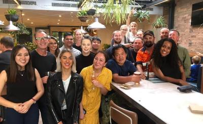 Sydney Team Blurb